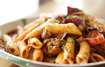 Chicken penne casserole for a perfect meal